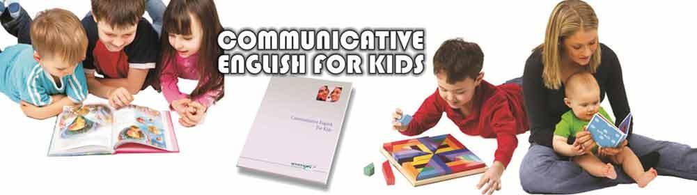 Communicative English For KIDs