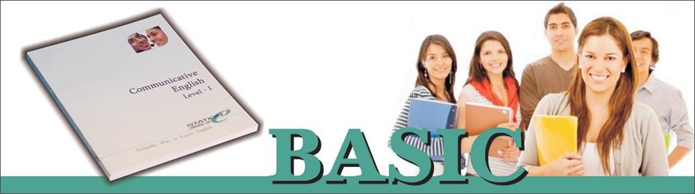 Communicative English - Level 1 (Basic)